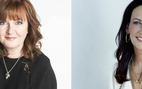 In Conversation With: QVC UK vice president of merchandising, Jo Lee, and QVC UK presenter, Pipa Gordon
