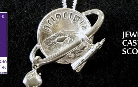 Jewellery Casting Scotland talks astronaut Tim Peake and Celtic designs ahead of IJL 2016