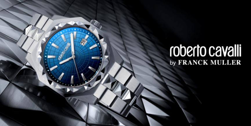 Roberto Cavalli x Franck Muller Watches