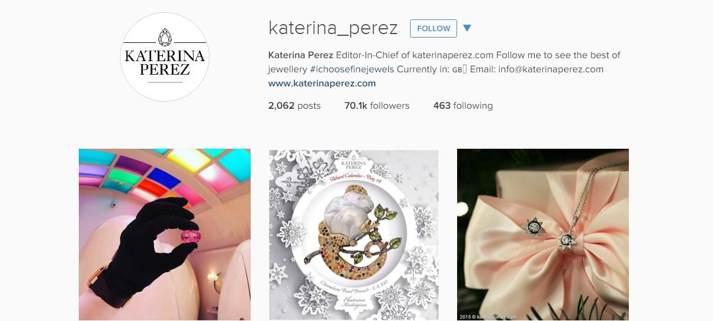 Instagram Accounts That Every Jewellery Aficionado Should Follow