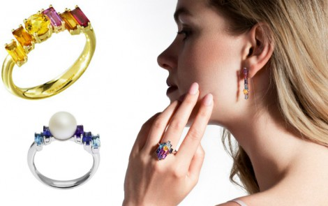 5 minutes with: UK Jewellery Awards Finalist Dalia Daou
