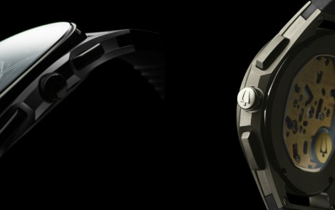 Bulova to showcase world's first curved chronograph movement at IJL 2016
