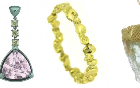 The Rock Hound to present raw gemstone and Fairtrade jewellery ranges at IJL 2016