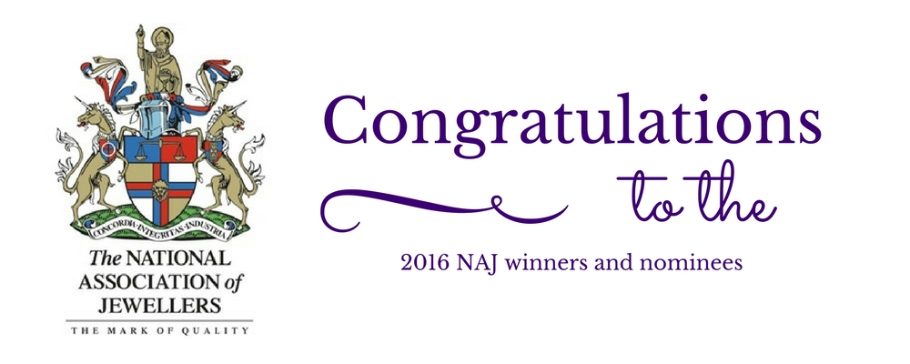 The National Association of Jewellers Unveils 2016 Award Winners