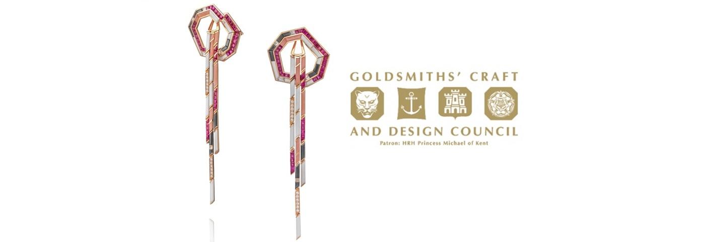 Tomasz Donocik Scoops IJL's Top Gold Award at the GCDC's 'Jewellery Oscars'