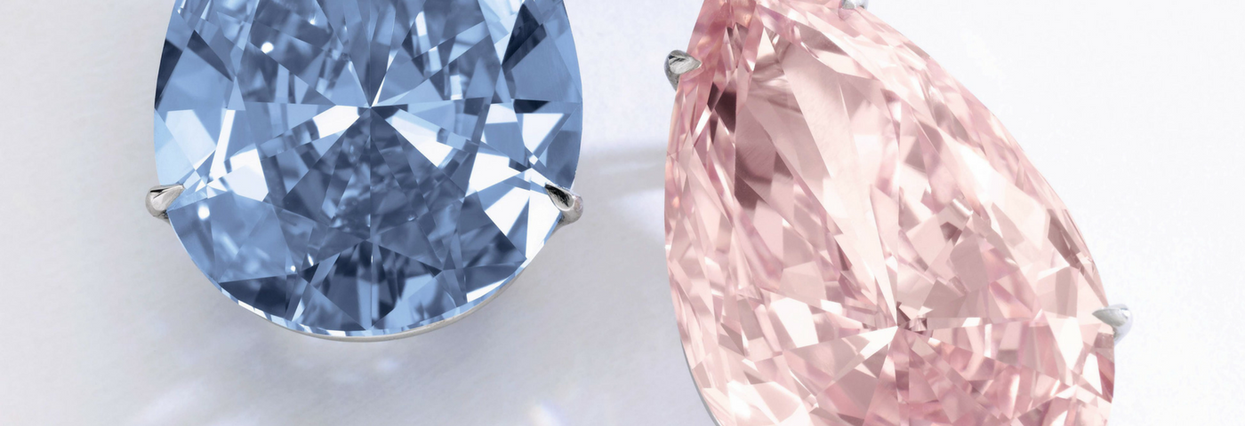 Rare Colour Diamonds Steal Limelight but Highlight White Diamond Opportunities