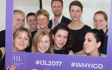 Behind the Scenes: Bloggers, Media Stars and Emerging Talents at the Debut #IJLCurated Event