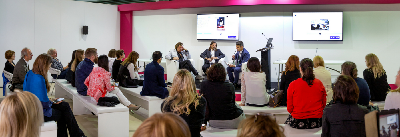 Discover What's On in the Inspiration Theatre at IJL 2017