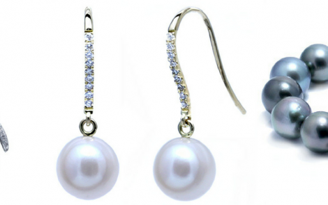 Capturing the Allure of Pearls on Camera