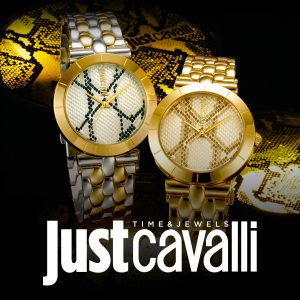 Just Cavalli Watches Bezel Watches UK IJL 2017