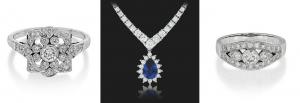 Sunshine Exim IJL 2017 Blog diamonds and sapphire jewellery