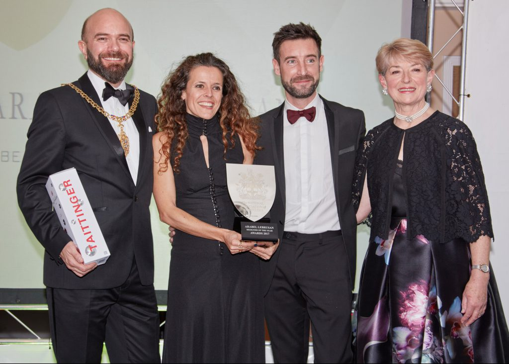 Arabel Lebrusan NAJ Awards 2017