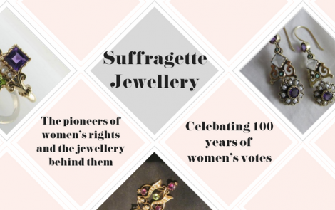 Celebrating 100 Years of Sparkling Suffragettes