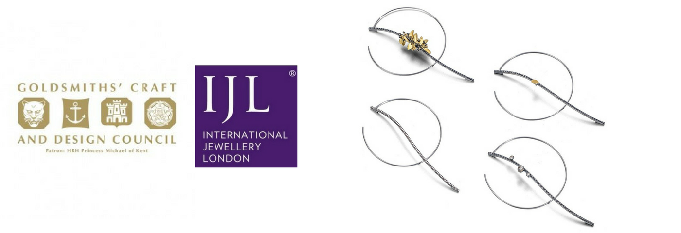 Sonia Cheadle London Wins IJL's Top Gold Award at the GCDC 'Jewellery Oscars'