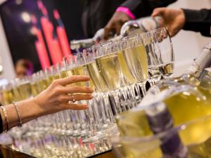 Champagne International Women's Day March 8 2018