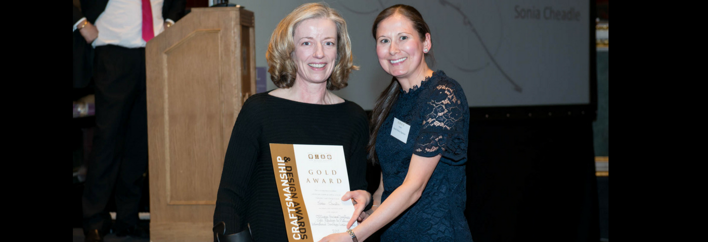 Goldsmiths' Craft & Design Awards 2018 Winners Announced