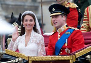 Catherine Middleton and Prince William Wedding Tiara