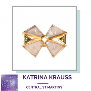 Katrina Krauss Central St Martins Bright Young Gems