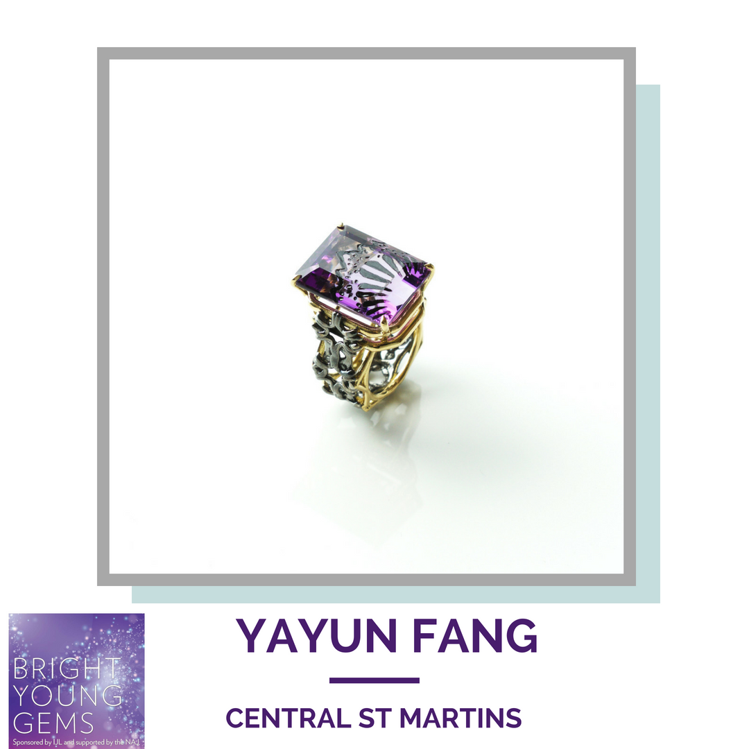 Yayun Fang Central St Martins Bright Young Gems 2018