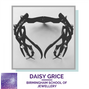 Daisy Grice Birmingham School of Jewellery Bright Young Gems 2018