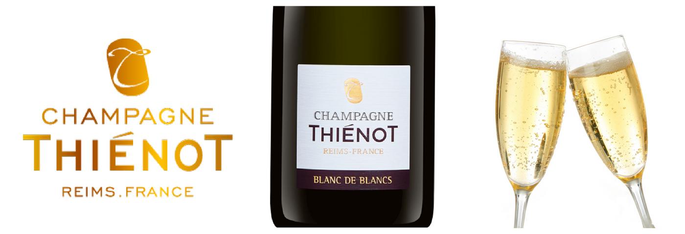 Champagne Thiénot releases a new Blanc de Blancs NV
