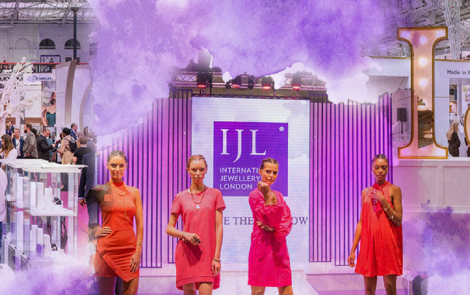 New features for IJL 2018; The UK's International Jewellery Trade Show