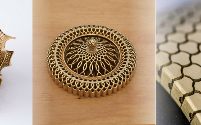 IJL to showcase the first Direct Precious Metal 3D Printing system for Jewellery