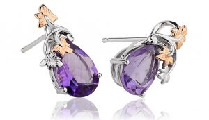 Clogau Great Vine earrings