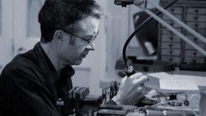 Dan Dower Dower & Hall workshop