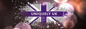 Uniquely UK IJL 2018 Logo on starry background