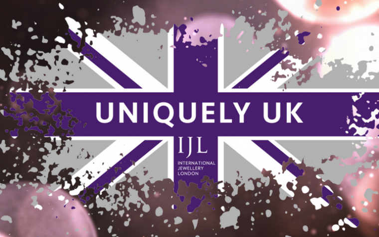 Uniquely UK IJL 2018 Logo on starry background