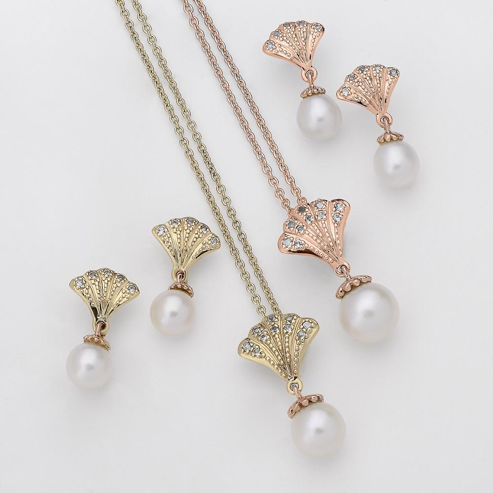 Windsor Pearl jewellery
