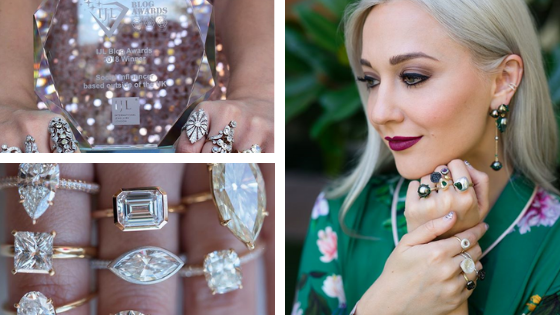 IJL Inspired: Interview with IJL Blog Award Winner, Danielle Miele of Gem Gossip