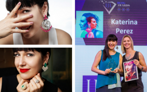 IJL Inspired – Interview with IJL Blog Award Winner, Katerina Perez