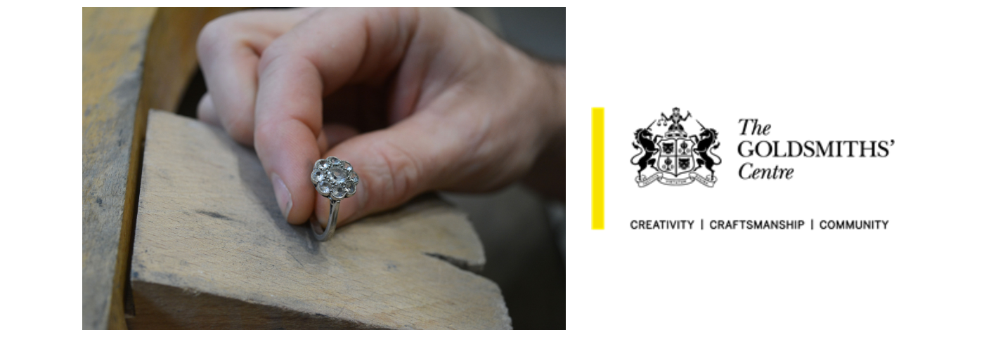The Goldsmiths' Centre launches new evening courses in technical skills for the jewellery industry