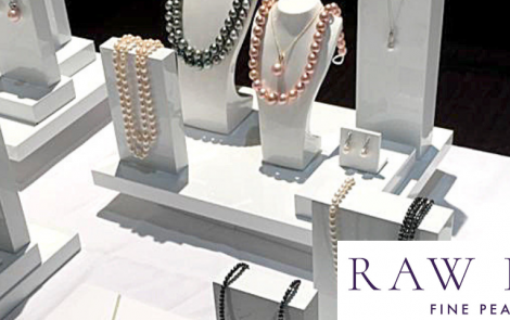 Raw Pearls supports retailers at exclusive experience-led events
