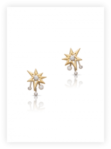 Rock-it! Earrings; £1,300