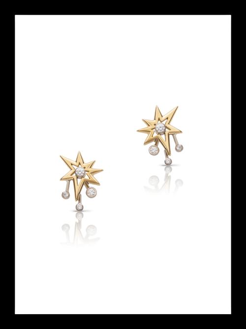 Rock-it! Earrings; £1,300