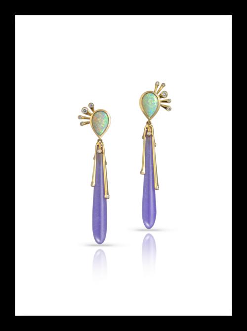Summer's Light Earrings; £4,000