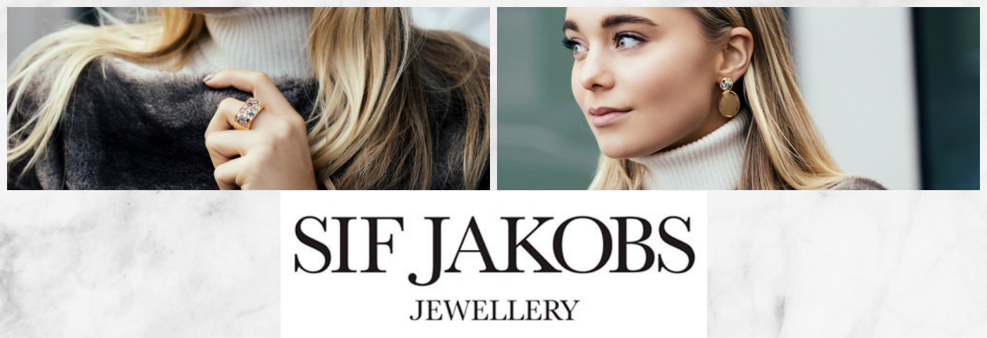 IJL Inspired: Interview with Sif Jakobs, Founder of Sif Jakobs Jewellery
