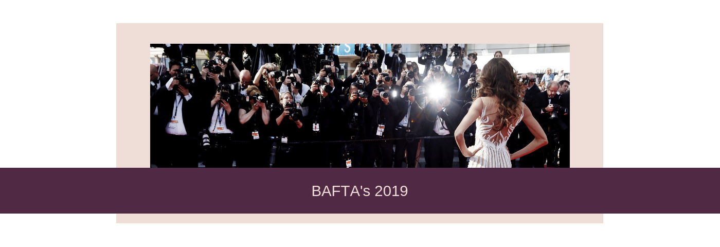 BAFTA's 2019; Diamonds are Forever