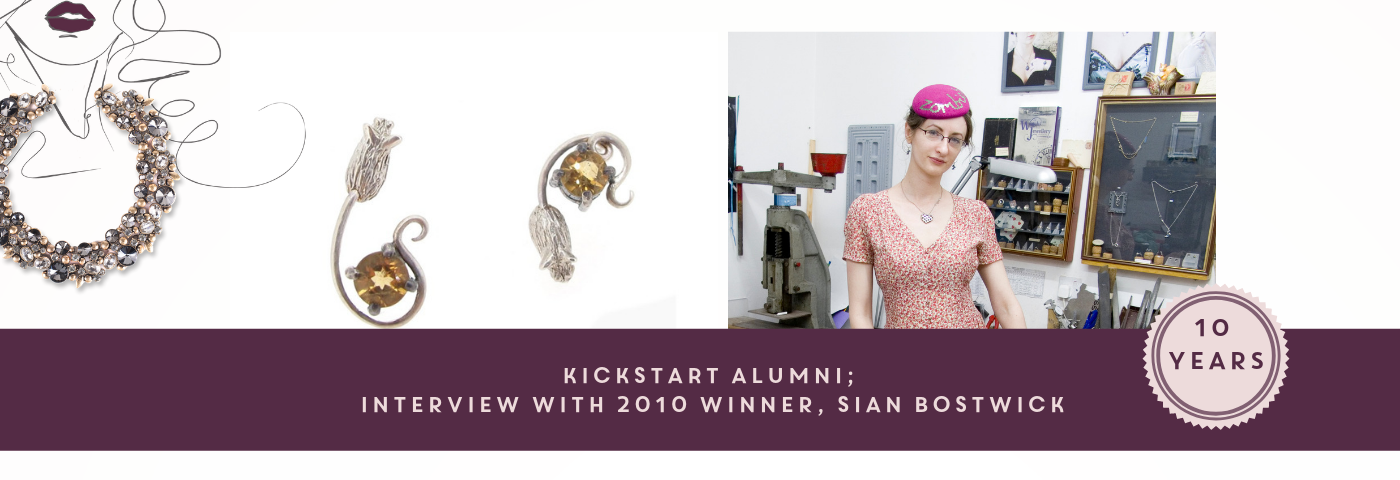 KickStart Alumni: Interview with 2010 Winner, Sian Bostwick