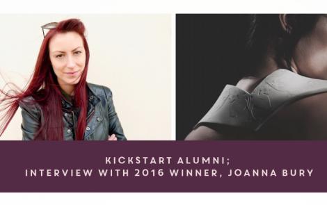 KickStart Alumni: Interview with 2016 Winner, Joanna Bury