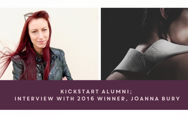 KickStart Alumni: Interview with 2016 Winner, Joanna Bury