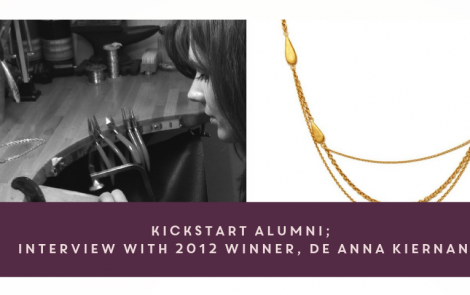KickStart Alumni: Interview with 2016 Winner, De Anna Kiernan