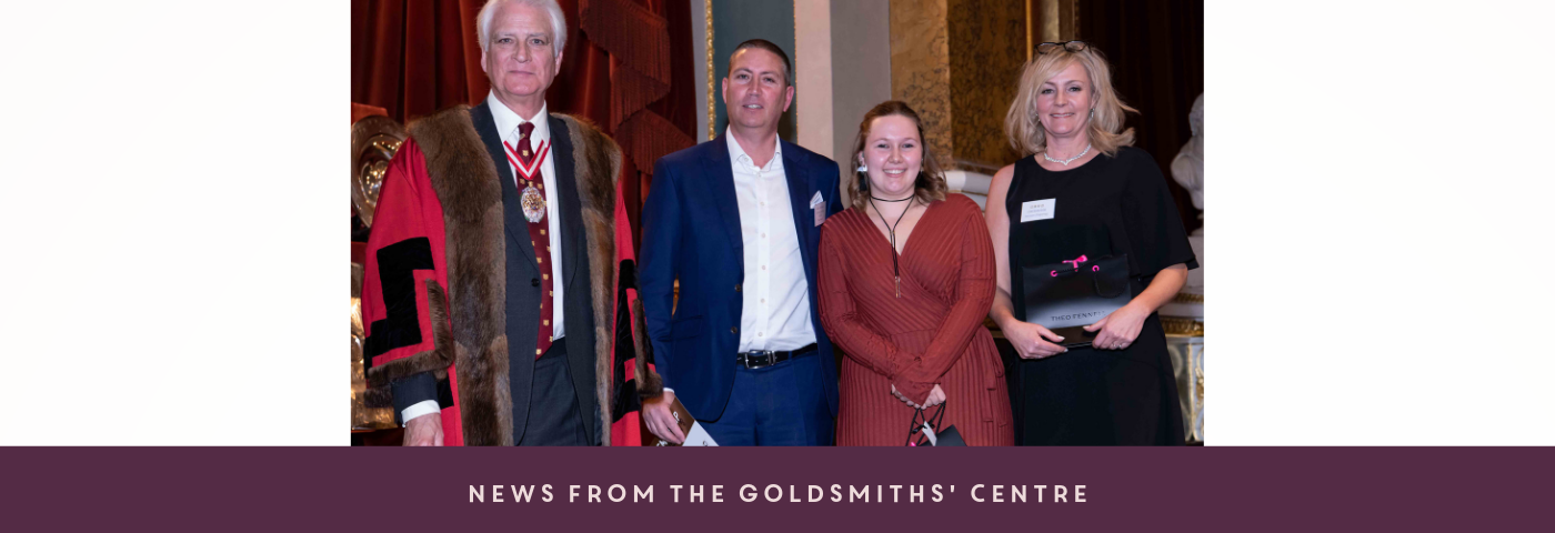 "The Goldsmiths' Centre's New Talent and Tutors Scoop Twenty- five Accolades at the ""Jewellery Oscars"""