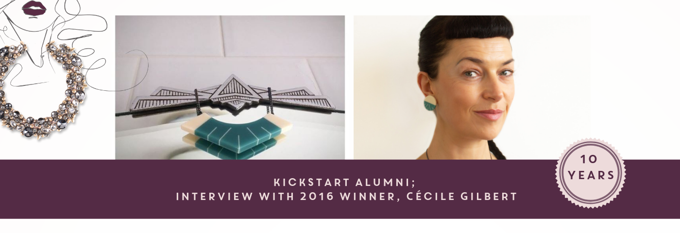 KickStart Alumni; Interview with 2016 Winner, Cécile Gilbert