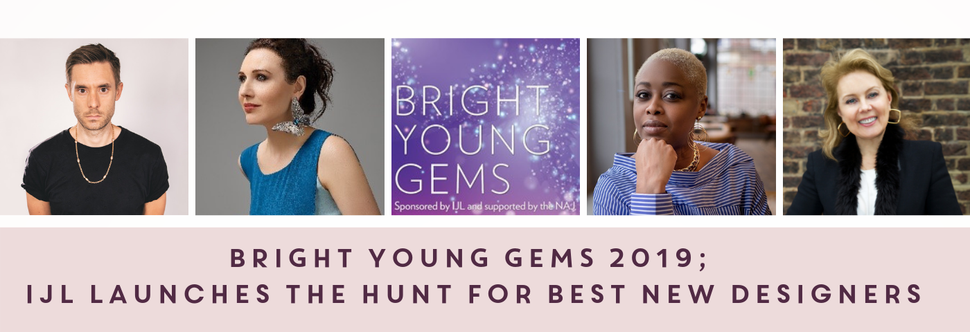 IJL's Bright Young Gems 2019 Now open for entries