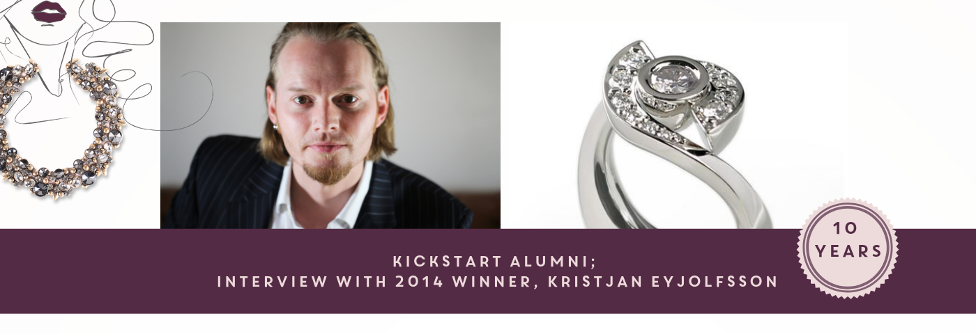 KickStart Alumni: Interview with 2014 Winner, Kristjan Eyjolfsson