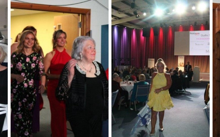 Lucy Quartermaine and stockist Merchants Jewellers raise money for charity event!